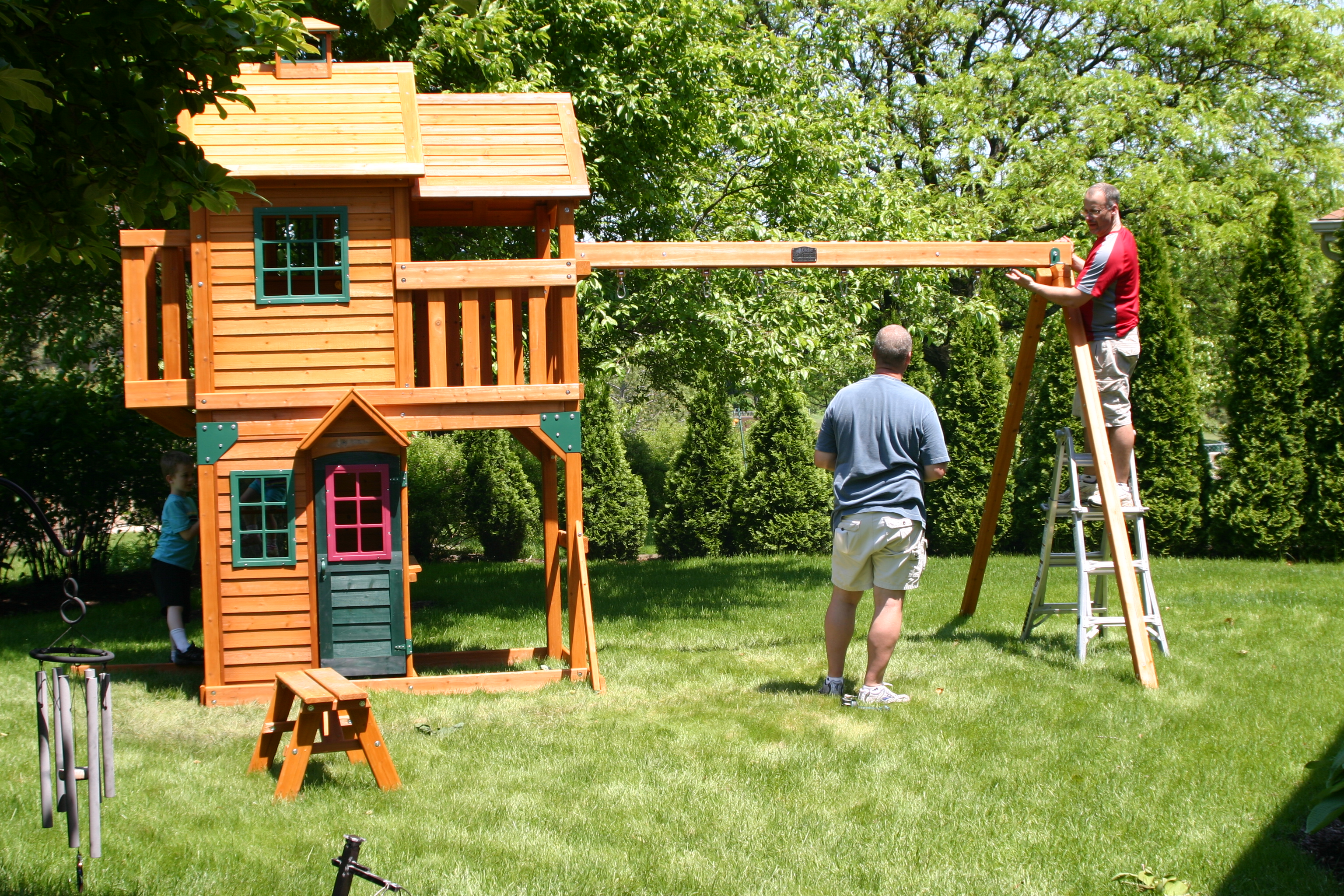 Shoo Fly Shoo Eat Play Love Kids Outdoor Wooden Playhouse Ideas