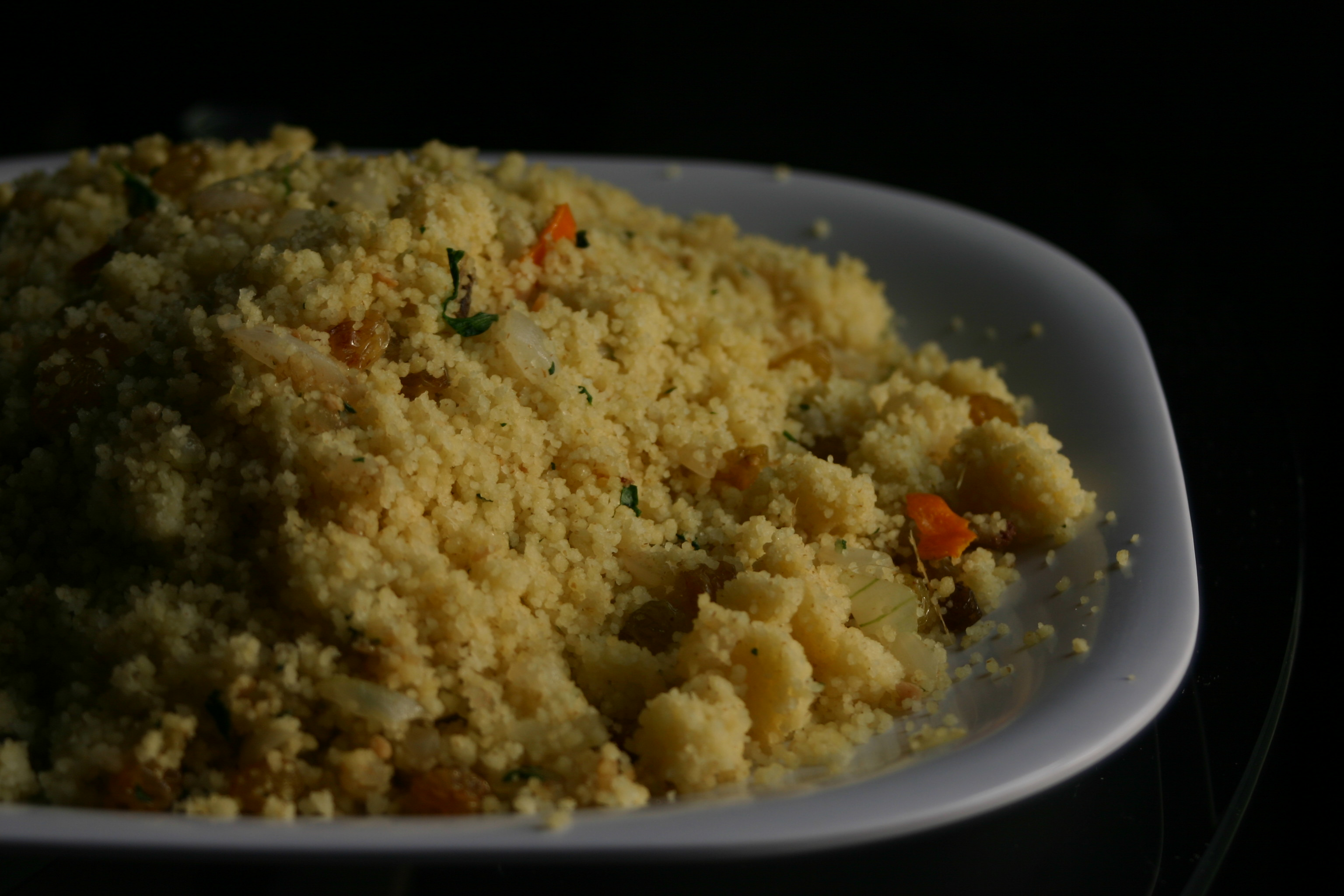 quick cumin couscous eat play love