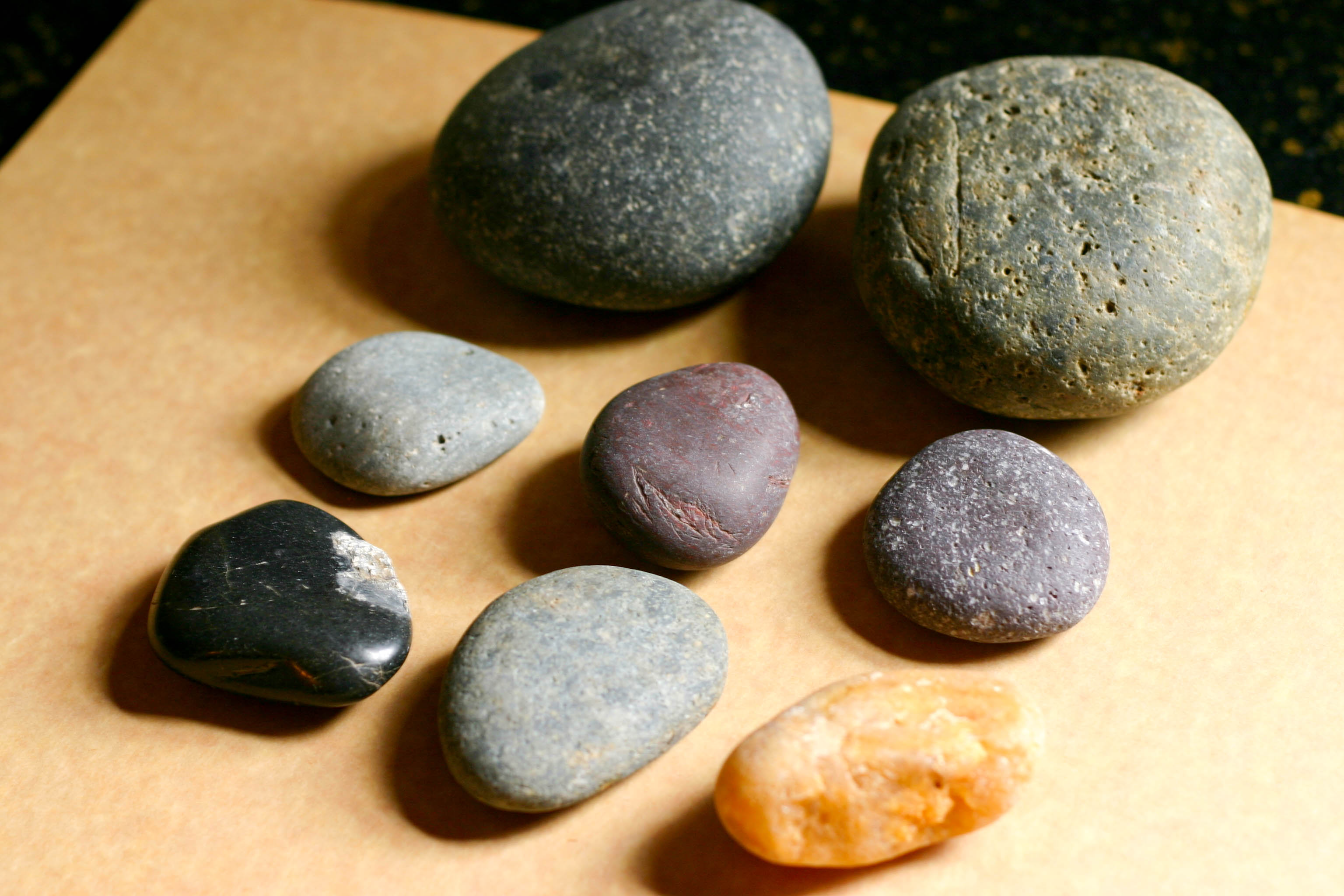 Second Life Marketplace - DBS 5 smooth rock sculpts (crated)