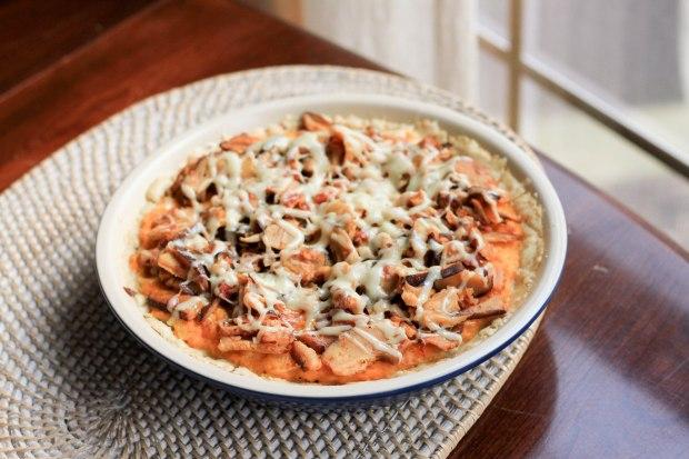 savory tart crust