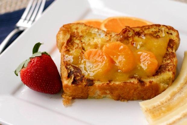 Grand Greenlandic French Toast