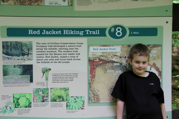Red Jacket Hiking Trail