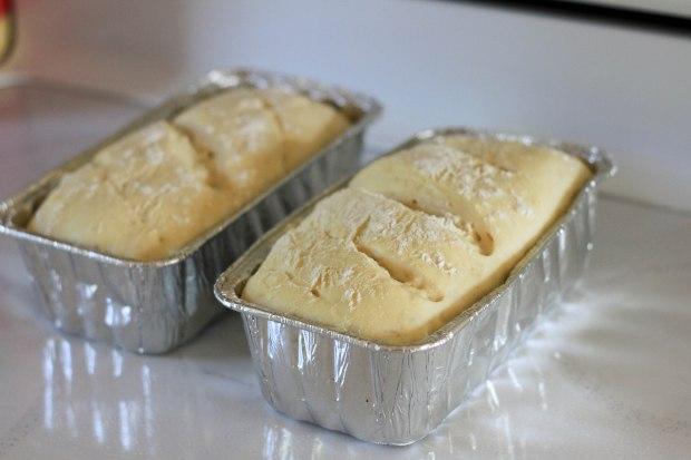 rising yeast bread