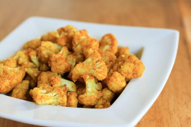 cauliflower curried
