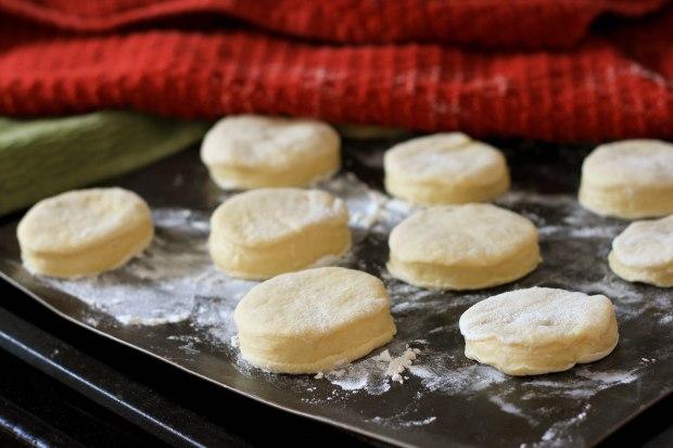 paczki dough rounds