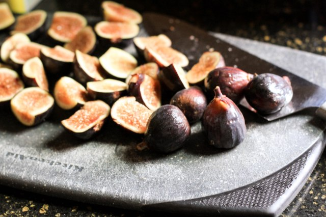 oven roasted figs