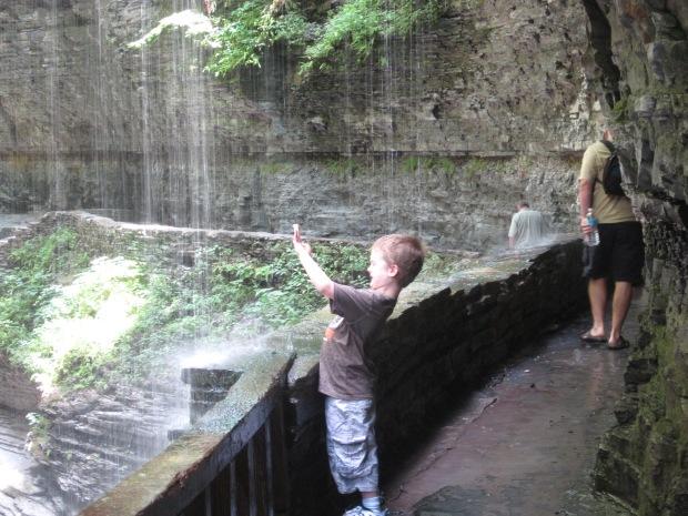 Watkins Glen State Park, NY 2011