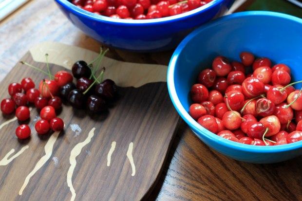 NY cherries