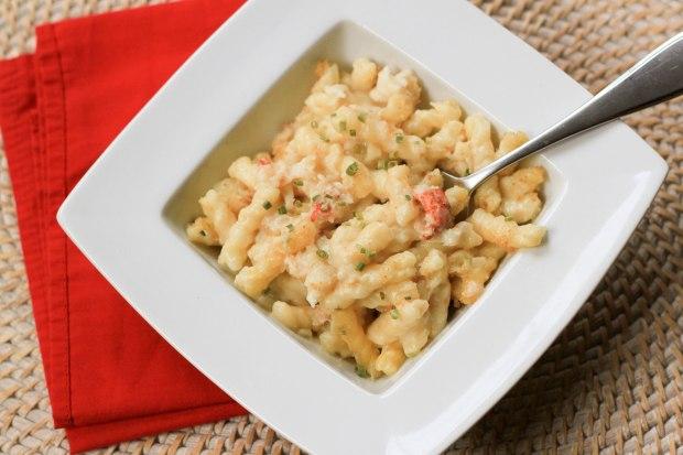 cheesy pasta