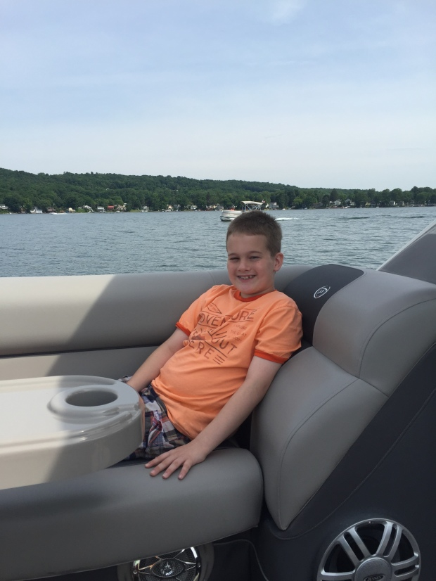little boater
