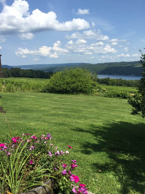 view of Keuka