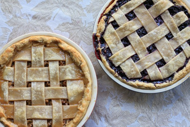 grape pies