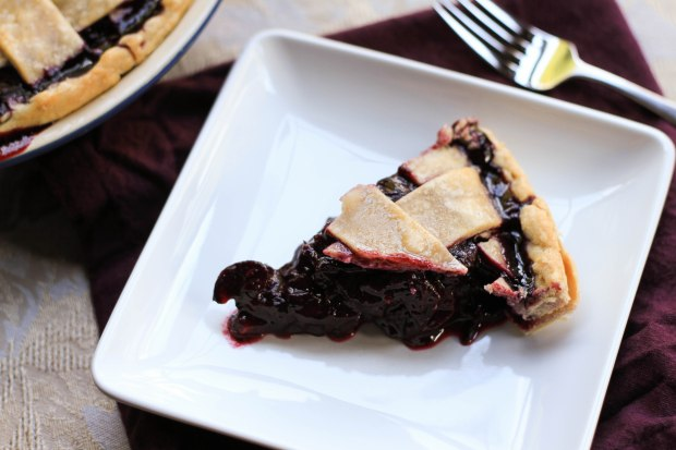 Naples Concord Grape Pie