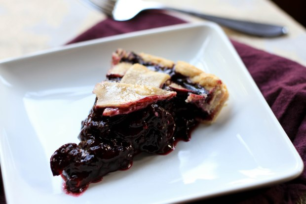 FLX Concord Grape Pie