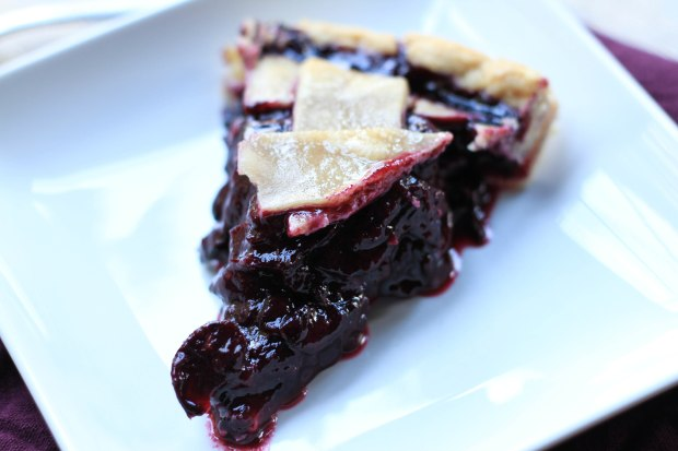 Finger Lakes Grape Pie