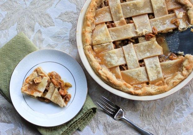 FLX Vidal Grape Pie