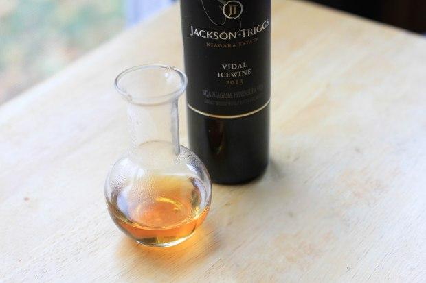 ice wine reduction